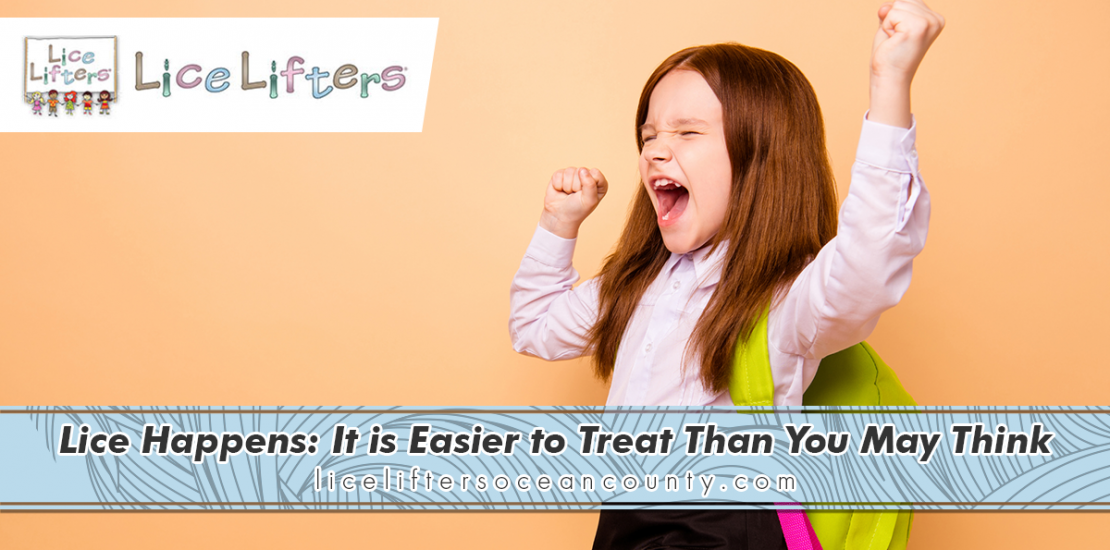 Lice Happens- It is Easier to Treat Than You May Think